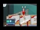 Daria Belousova (RUS) Beam - 2018 Youth Olympic Games Qualifying