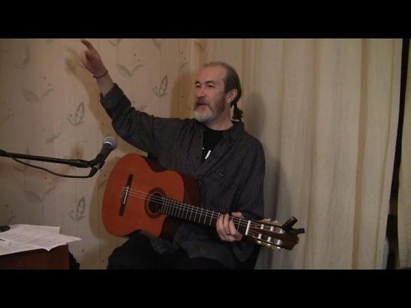 Копия видео Николай Якимов Домашний концерт, Москва, 28.01.2017, часть 3 (из 3)