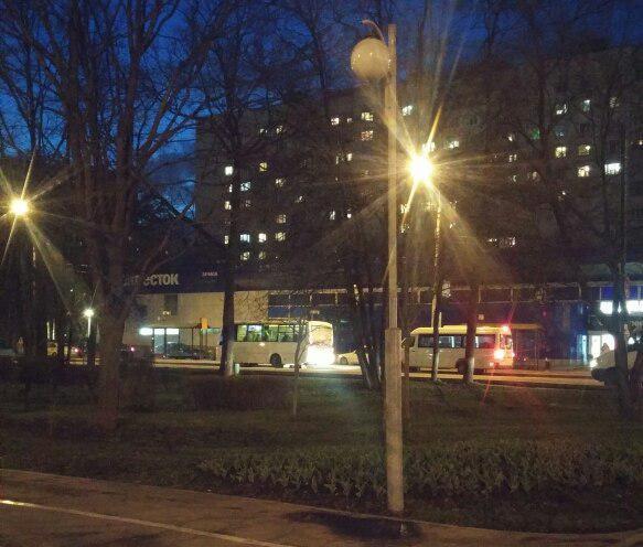 Освещение восстановили на озелененной территории по Череповецкой улице