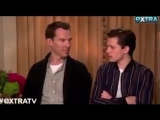 benedict preventing tom from leaking spoilers a thrilling saga