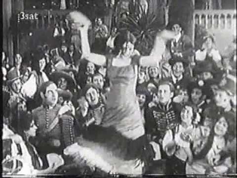 Rita Drangsholt - Spill for mig sigoiner / Pola NEGRI as CARMEN (1918)