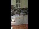 Кухня в классическом стиле прямо с установки