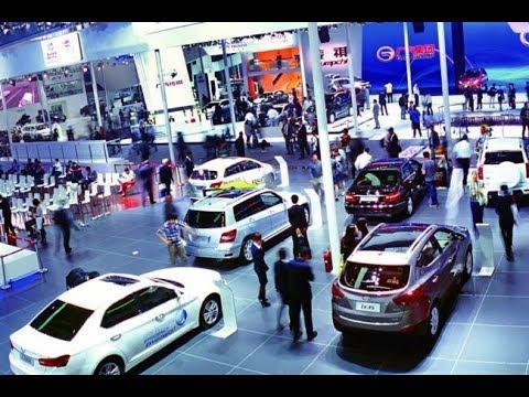 Китайский автосалон Пекин 2018 Автоновинки