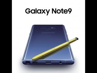 New Trendy Galaxy Note9.mp4