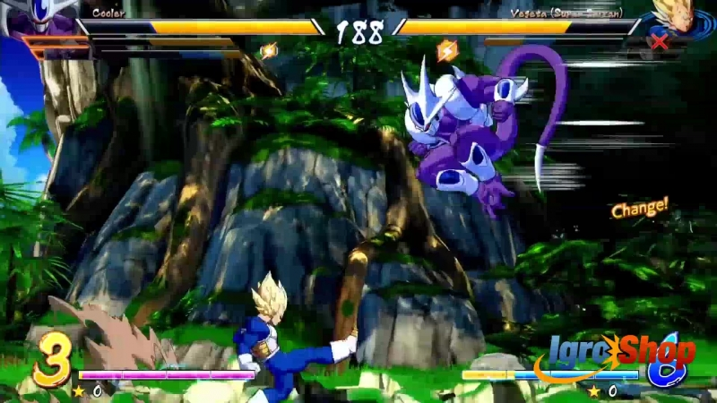DRAGON BALL FighterZ - NEW Cooler Gameplay Trailer (2018).mp4