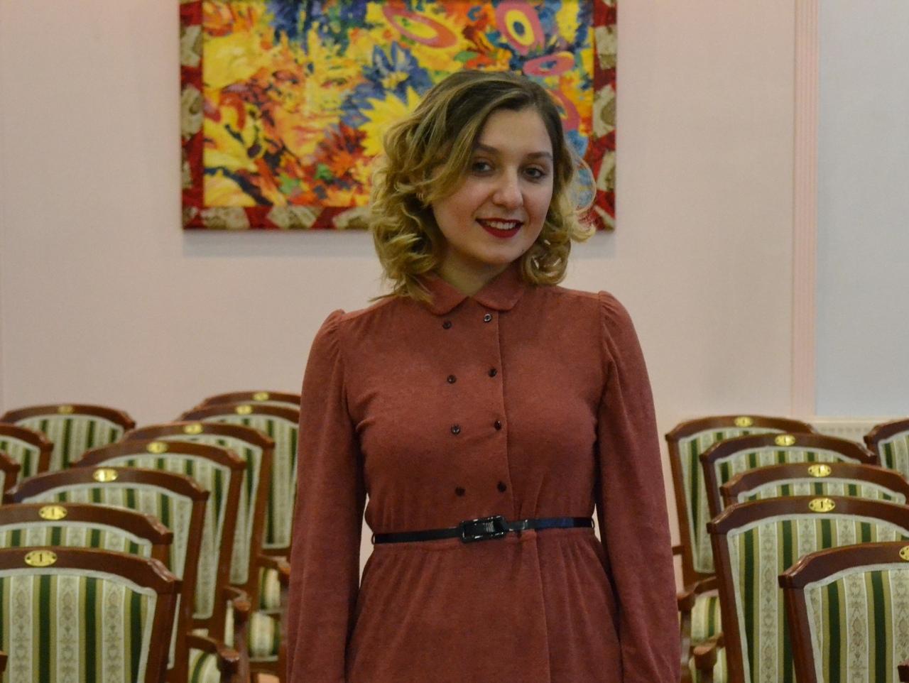 Режиссер филармонии Татьяна Хмельницкая стала лауреатом международного конкурса в Санкт-Петербурге