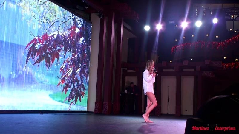9 марта 2018 DIVA SPB выступление №11 Виктория Веремчук