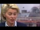 Ursula von der Leyen glücklich weil ihre Kinder nicht im Krieg sterben müssen
