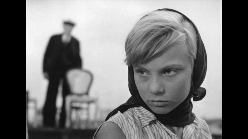 «Белая голубка» (1960) - драма. Франтишек Влачил