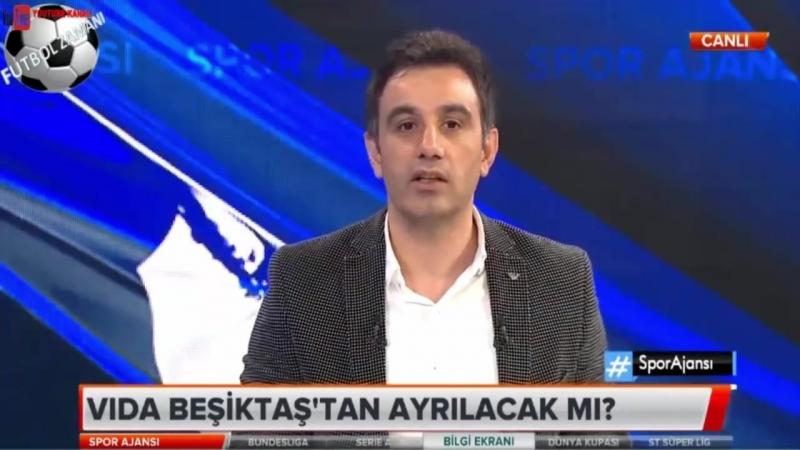 BEŞİKTAŞ Spor Ajansı ¦ Domogoj Vida, Aboubakar Yorumları 24 Haziran 2018