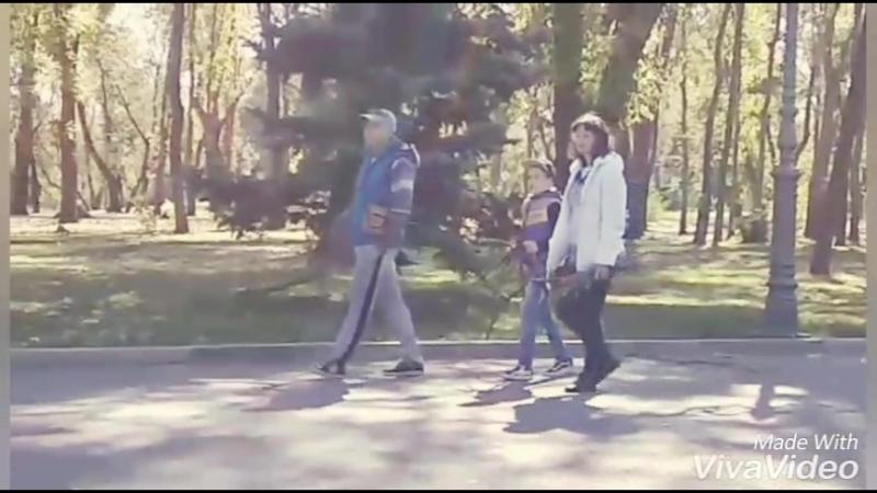 ЛНР Луганск Парк Горького. Суббота без света :)