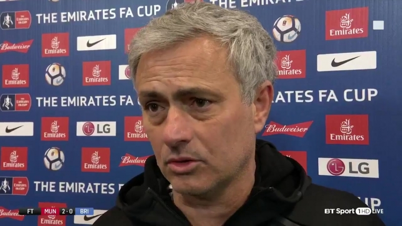 Mourinho slaughters the performance of his players