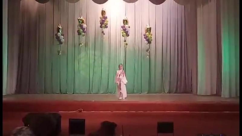 20.05.18 Областной конкурс Красный Лиман Тельнова Ульяна