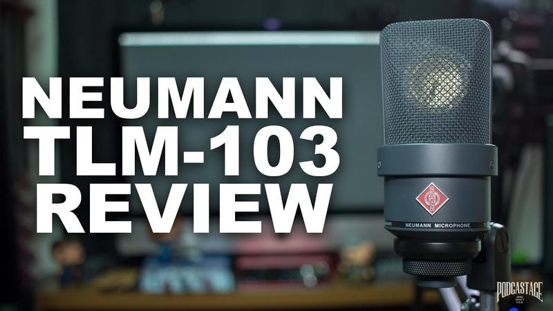 Neumann TLM 103 Review Test