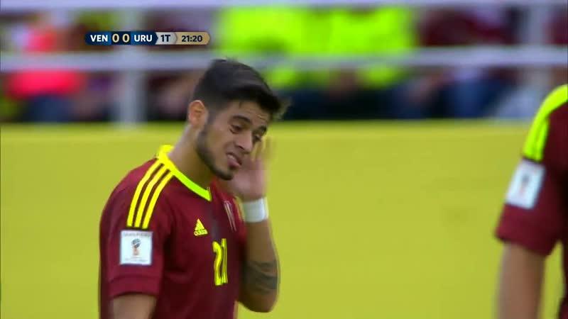 Eliminatorias Sudamericanas - Venezuela vs. Uruguay [VDownloader]