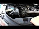 Ауди Q7 3.0 дизель - замена масла в двигателе, топливного и воздушного фильтра