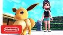 Pokémon: Let's Go - Catch, Train, Battle Trailer - Nintendo Switch