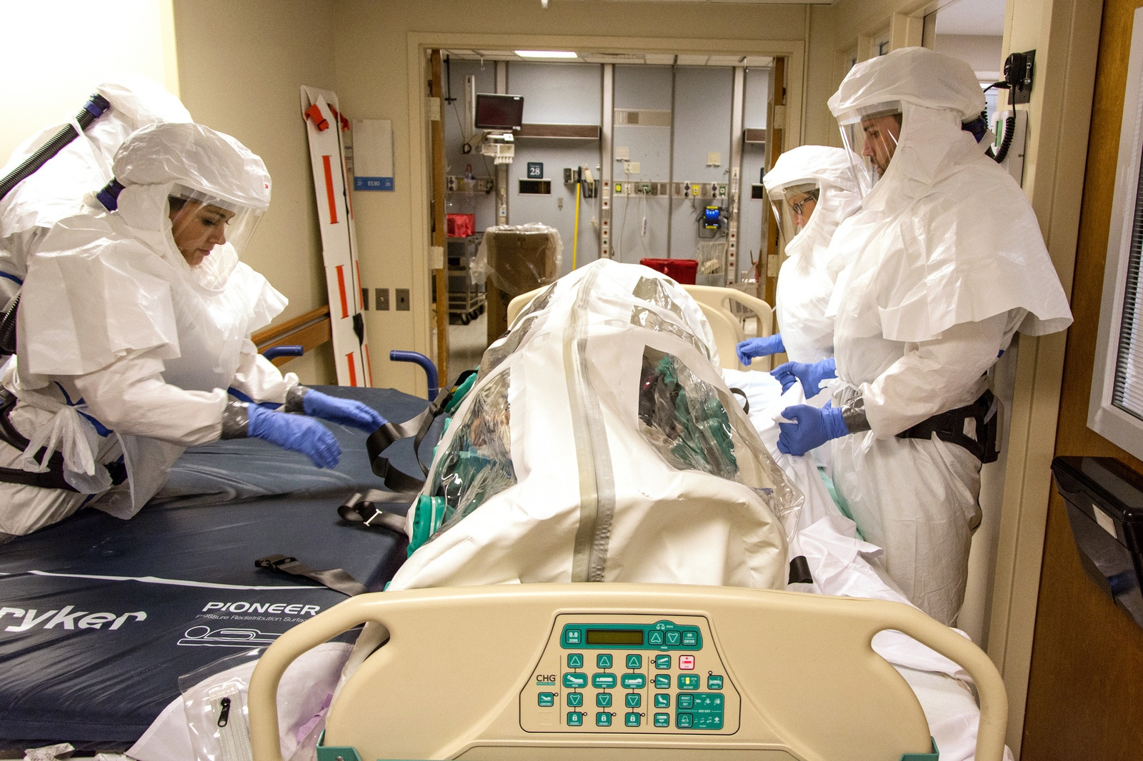 Ключи от шкатулки Пандоры: нулевой пациент Эболы.