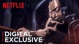 Castlevania Season 2 Battle of Draculas Castle Netflix