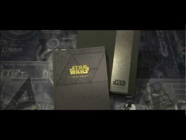 Star Wars The Blueprints -- Exclusive Book Teaser Trailer