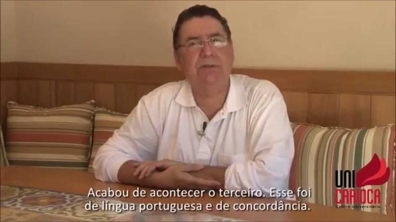 PORTUGUÊS PARA CONCURSOS 2015 - Dicas de Português para Concursos - Prof Sérgio Nogueira