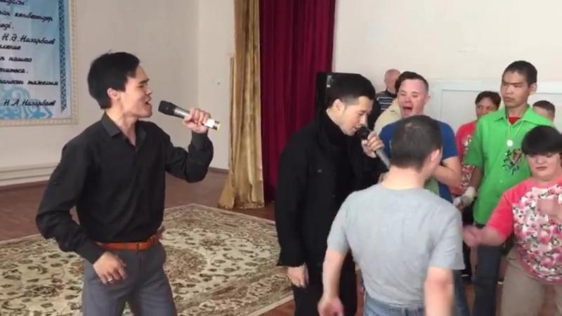 Серик Ибрагимов Жамбыл Шергазин Жаяу