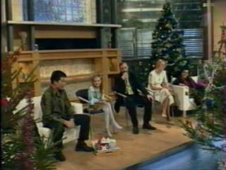 staroetv.su / Большая стирка (Первый канал, 30.12.2002) Ёлки-палки (фрагмент)