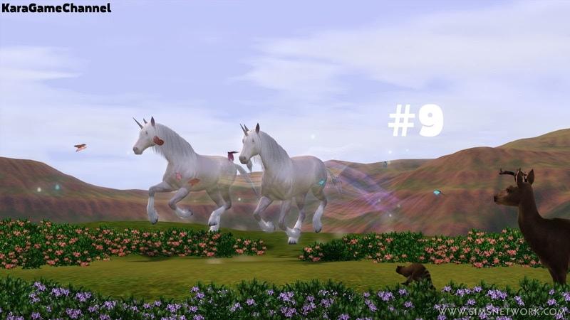 The Sims 3 Питомцы 9: Перестановка в доме