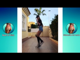 THE BEST GIRLS SHUFFLE DANCING COMPILATION JANUARY 2018 - Best of Girls ✔