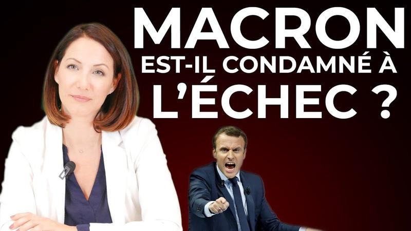 Macron est-il Condamné à L'échec ?