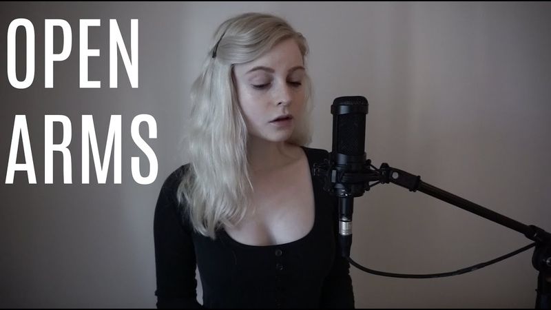 Open Arms - Journey (Holly Henry Cover)