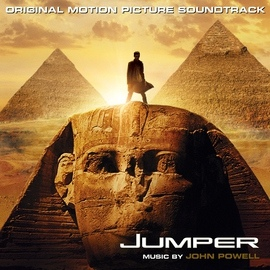 John Powell альбом Jumper (Original Motion Picture Soundtrack)
