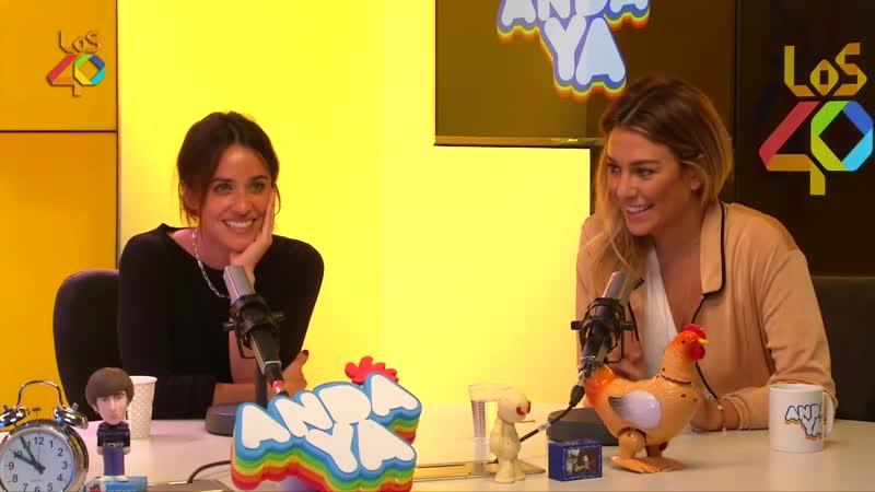 Blanca Suárez y Macarena García visitan a Dani Moreno El Gallo en Anda Ya