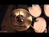 Masterwork Cymbals - Resonant Series (обзорное видео)