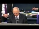 Schäuble ermahnt uns- Islamisierung ist Lauf der Geschichte- findet Euch damit ab-