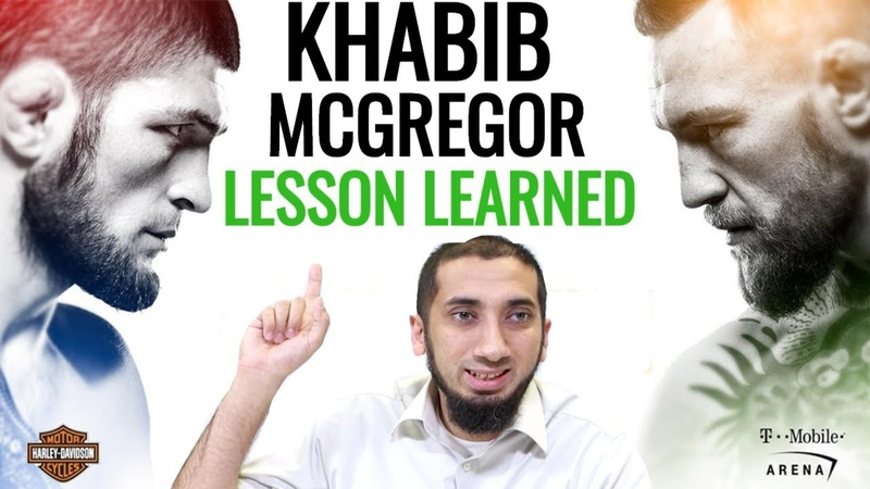Khabib vs Conor Mcgregor Brawl Aftermath of Mocking and Arrogance
