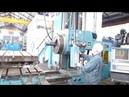 GIDDINGS LEWIS FRASER 80B130T Horizontal Boring Facing NC Machine