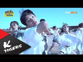 K-Tigers BTS - Fake Love Taekwondo Ver.