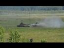Выстрел из Т-72
