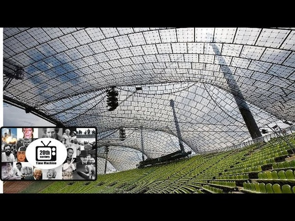 Frei Paul Otto and the Munich Olympic Stadium Tensile Structures Architecture in the 20th Century смотреть онлайн без регистрации