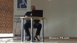 Степан Демура на саммите трейдеров в Киеве 24.11.18. Фрагмент.
