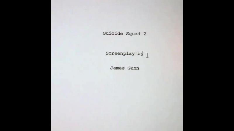 Джеймс Ганн снимет Отряд Самоубийц 2 вместо Стражей Галактики