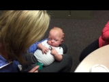 Matthew Hearing for the First Time