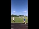 Биатлонисты гововятся играть в футбол