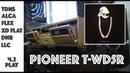 Pioneer T-WD5R - ч.2