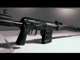Снайперская винтовка Драгунова ССВ-58, опытная #СВД #КраснаяАрмия #100летКраснойАрмии