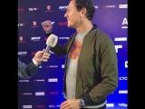 Интервью с Tiesto!
