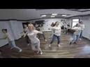 Реггетон. Педагог Юлиана Гарифова. Crazy salsa - школа сальсы и бачаты в Москве!