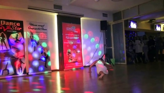 Dance Star Festival, танцевальное шоу, профи. Бухольц Юлиана (Oreha) - 1 место – Видео Dailymotion