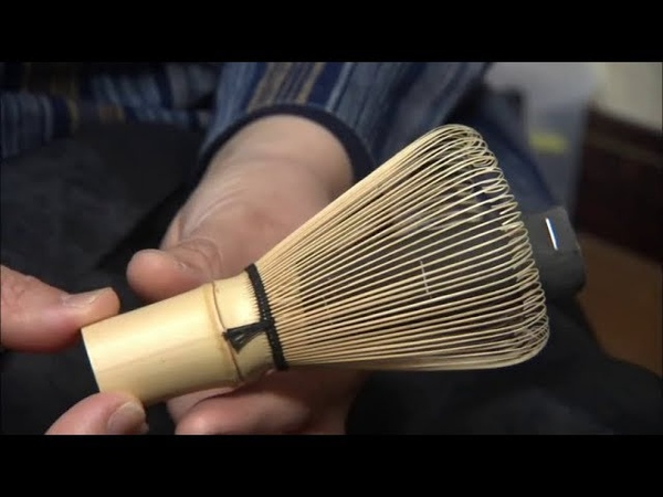 Highly Skilled Bamboo Crafts Unique Traditional Techniques – Takayama Tea Whisks (Chasen)